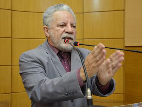 Deputado defende obra de reurbanização da avenida Hermes Fontes