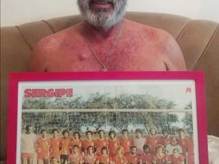 Gualberto lamenta o falecimento do ex-jogador Camilo
