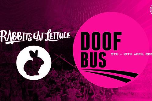 Return Coach Travel to Rabbits Eat Lettuce Festival 2020