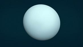 Uranus: The Crown Chakra