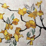 Diane Marcotte_Yellow Blossoms.JPG