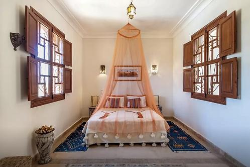Marrakesh Yoga Retreat - Sharing Occupancy