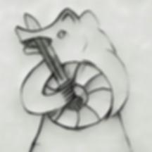 Björnbløđ logo