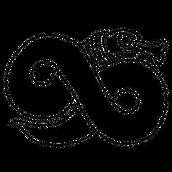 Jǫrmungandr logo