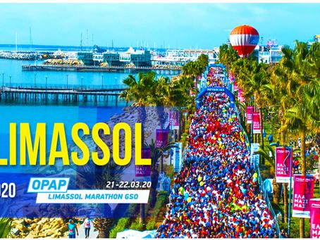 Ecastica Runs in Limassol's Marathon