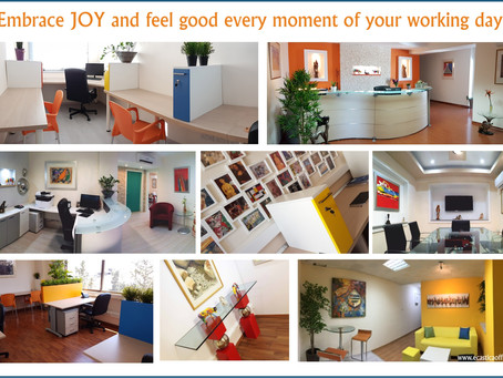 Colors at Workplace