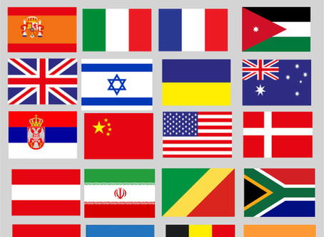 Name the flag!