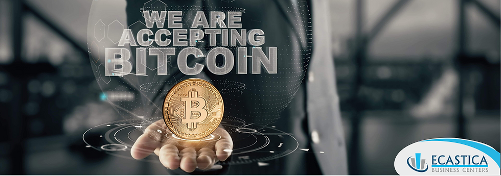 Bitcoin payments accepted