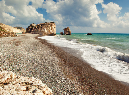 7 + 1 fun facts you didn't know about Aphrodite's Rock - Petra tou Romiou