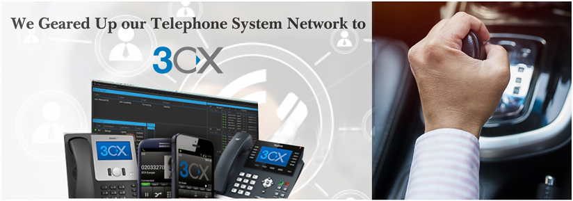 3CX telephonesystem