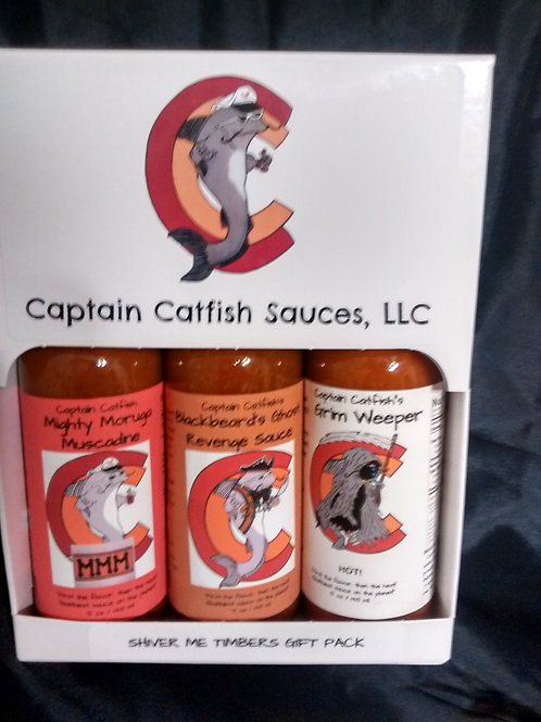 Shiver Me Timbers Gift Pack