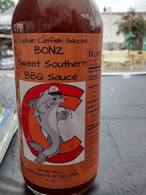 BONZ Sweet Southern BBQ Sauce