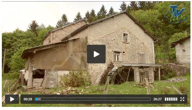 Destins de Moulins : Le Moulin d'Odeigne