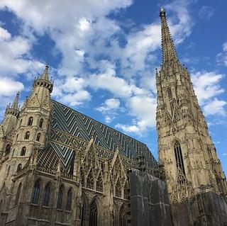 Wien, Wien, so ein Glück!