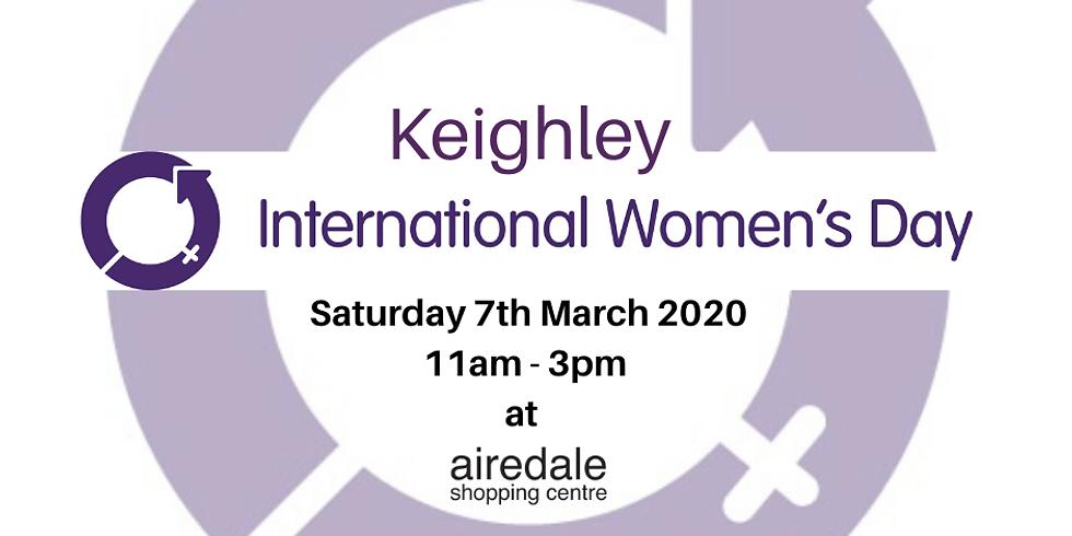 International Women's Day Keighley