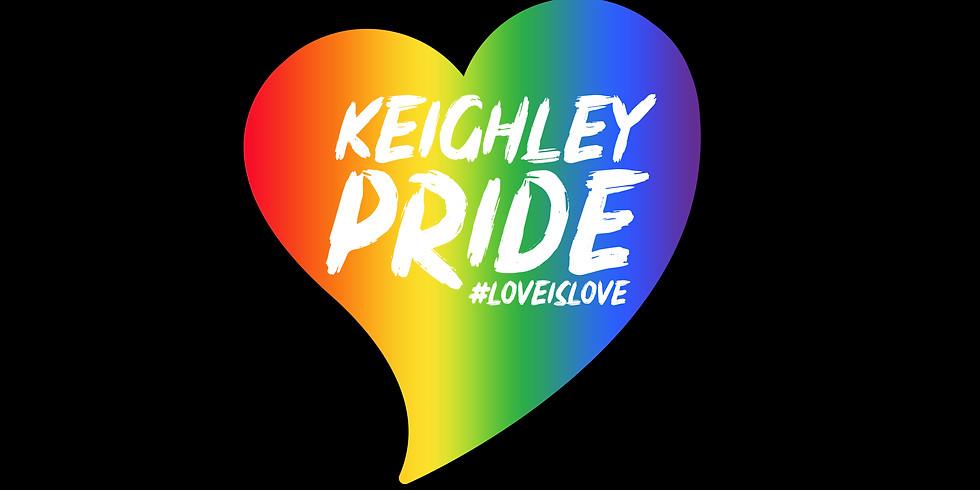Keighley Pride - Online