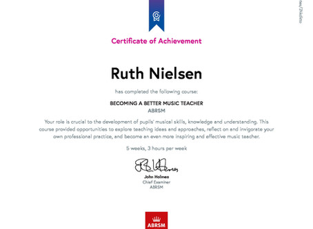 ABRSM Becoming a Better Music Teacher