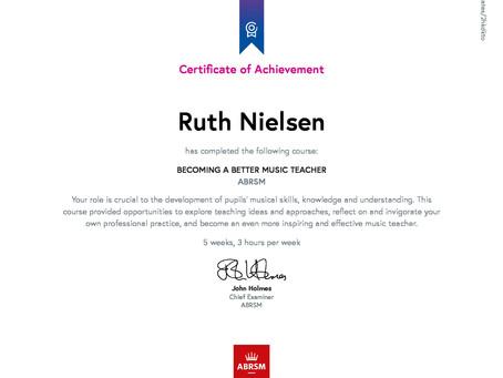 ABRSM Becoming a Better Music Teacher