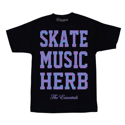 Skate Music Herb Tee