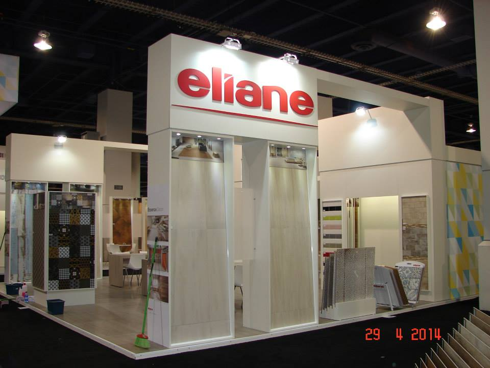 Eliane Coverings 2014