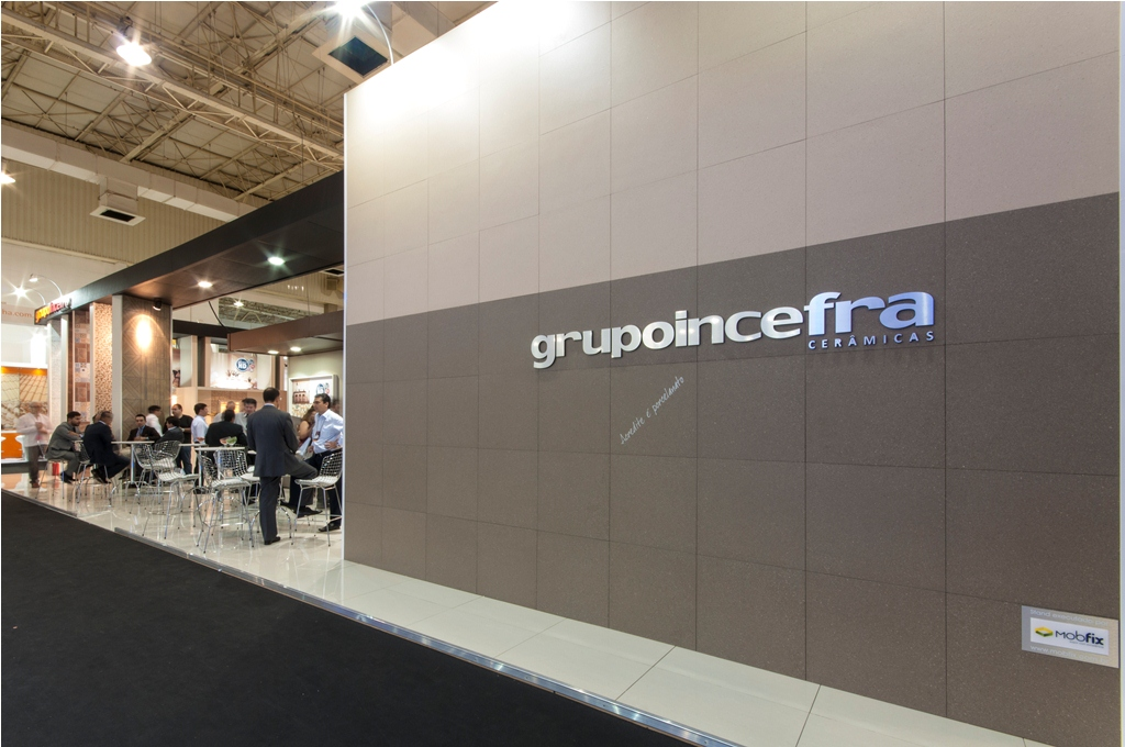 Stand Grupo Incefra