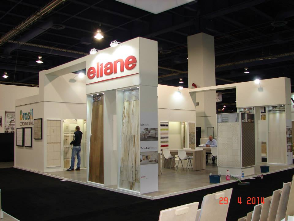 Eliane - Coverings 2014
