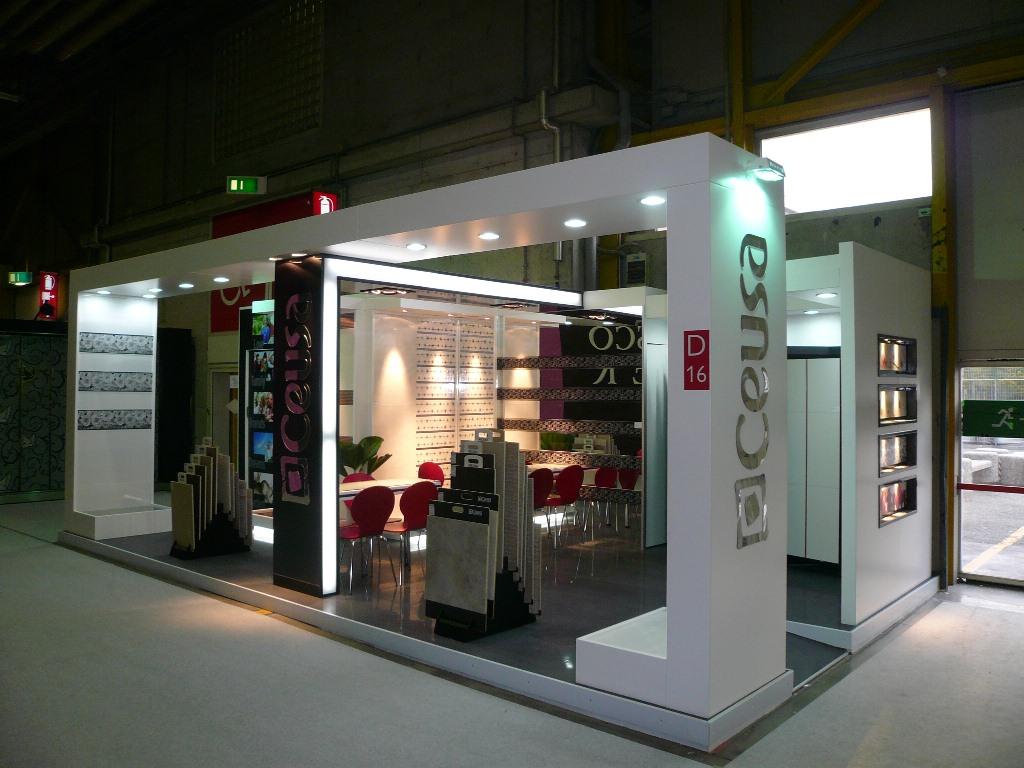 Stand Ceusa - Cersaie 2009