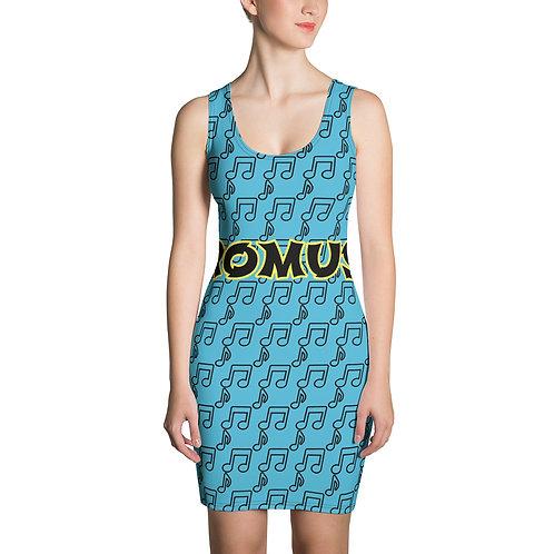Romus Waist Sublimation Cut & Sew Dress