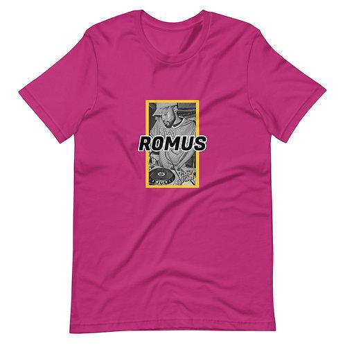 Romus DJlifestyle Short-Sleeve Unisex T-Shirt