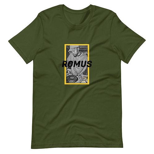 DJLifestyle Short-Sleeve Unisex T-Shirt