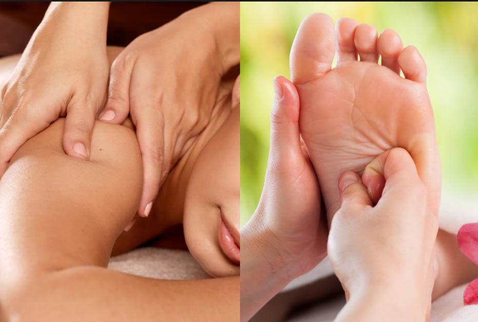 Combination Massage 90 Minutes