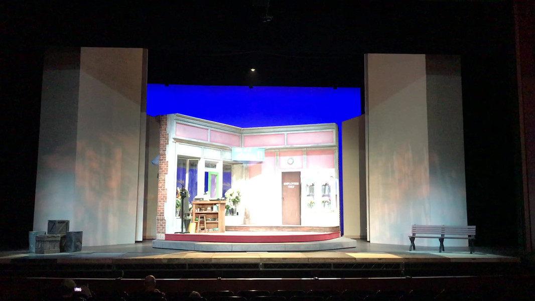 This is a video of all of the moving components in this production.