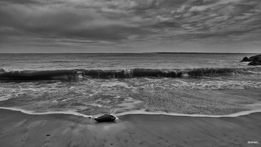 Stone, Wave, Wind - Tirage n°1 / 30
