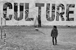 La culture au pied du mur #2