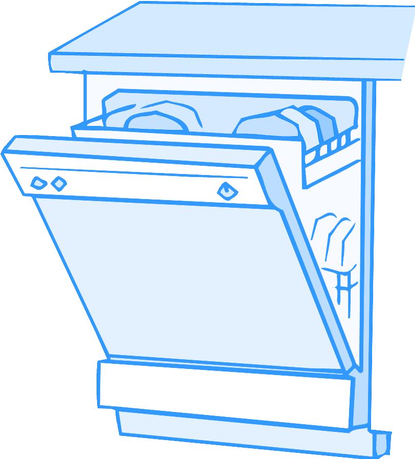 Dishwasher Diagnosis/Repair
