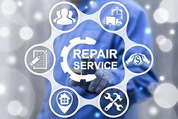 Business repair service home. Repairs ho