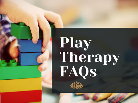 Play Therapy Q & A