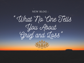 What No One Tells You About Grief and Loss