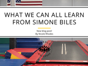 What We Can All Learn from Simone Biles