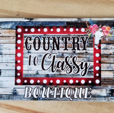 Country to Classy Boutique