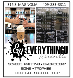 Everything U Coffee Shop