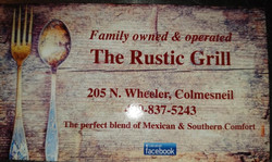 Rustic Bar and Grill Colmesneil