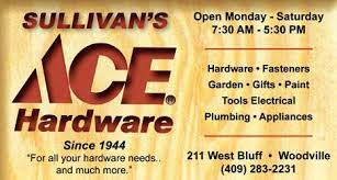Ace Hardware and Gifts