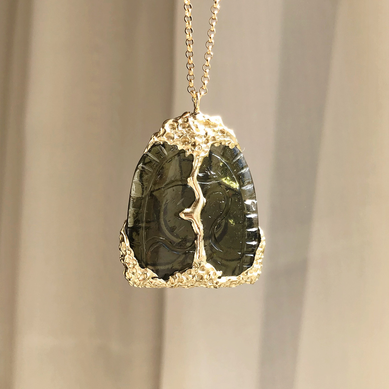 IMG_7955. Moldavite by Courtney Bensik JewelryJPG