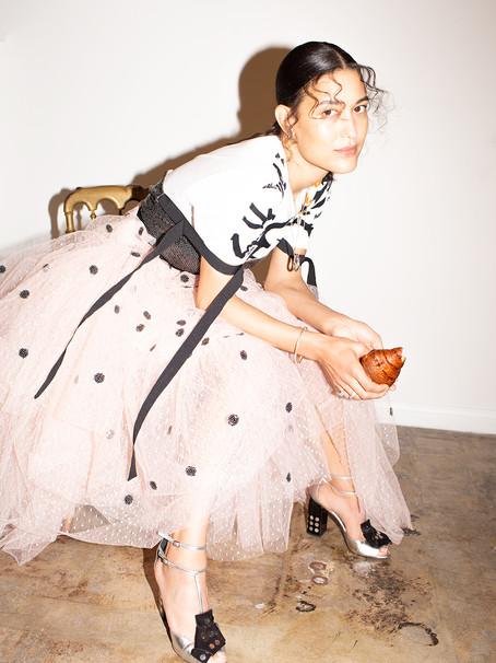 Julia Jones | Flaunt Magazine