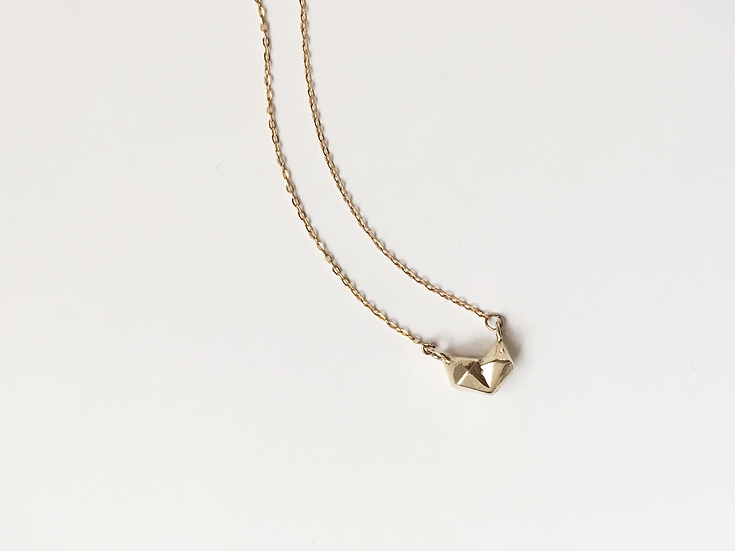 Zincite Necklace