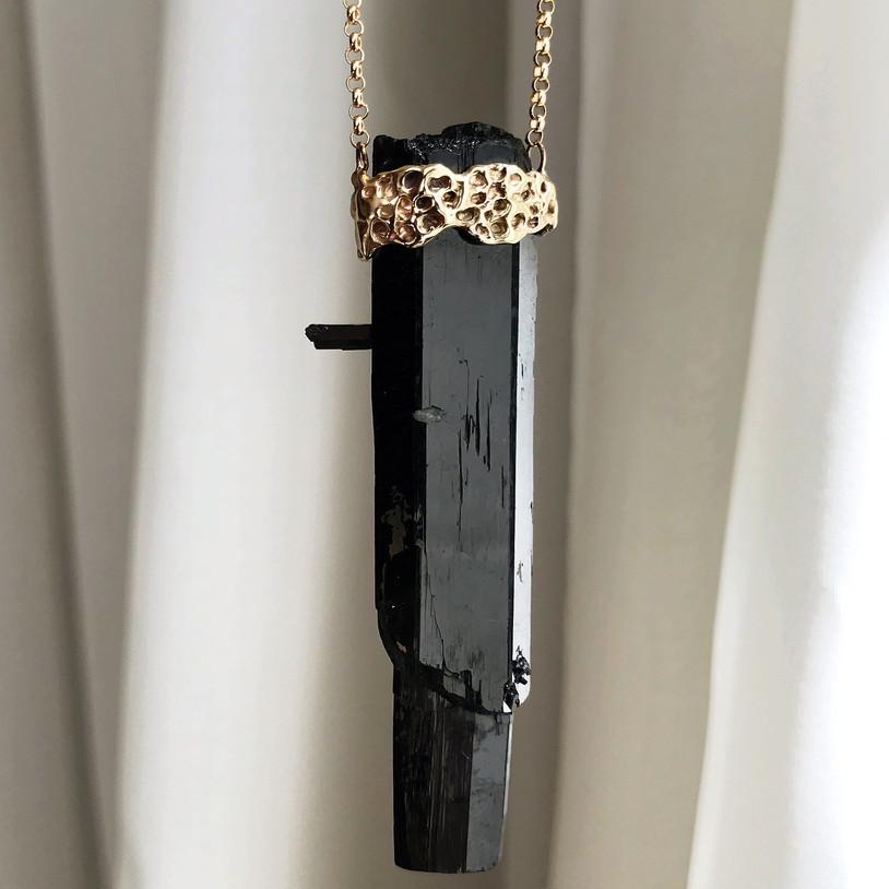 Aegirine by Courtney Bensik Jewelry