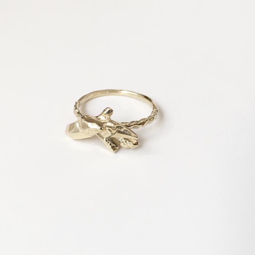 zincite cluster ring