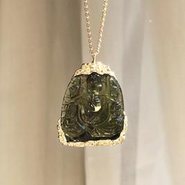 Moldavite by Courtney Bensik Jewelry