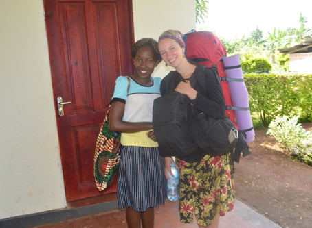 Sunrise/Grace Uganda Welcomes Julie, a Student of the Influence of Culture on Childbirth